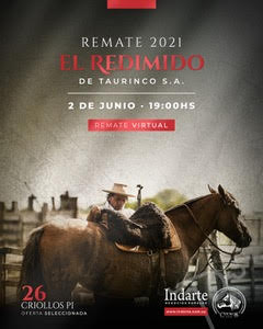 Remate El Redimido